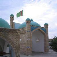 Dashoguz mosque, Тахиаташ