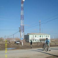 Шоманай, Киров, здания администрации, Тахиаташ