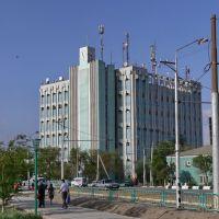 Здание почты, Тахтакупыр
