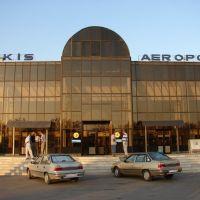 Aeroport, Nukus city, Чимбай