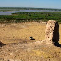 Amudaria, Чимбай