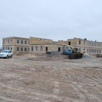 New kindergarten, Koneurgench, Чимбай