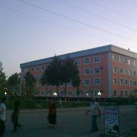 卡尔西服务中心, Карши