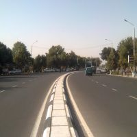 Улица Узбекистан, Карши