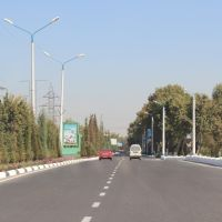 Qarshi-Beshkent koprik, Карши