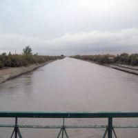 амубухарский канал, Касан