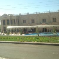 Hayot hotel, Касан