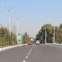 Qarshi-Beshkent koprik, Касан