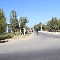Ozbekiston Mustaqilligi, Касан