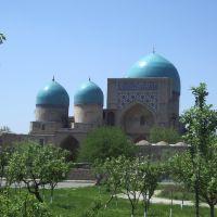 Chakhrisabz Kok-Gumbaz   -  Uzbekistan, Китаб