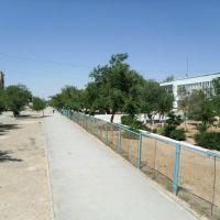 12 школа,11 мкр., Зарафшан