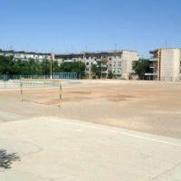 Площадка для спорта 12 школы,11 мкр., Зарафшан