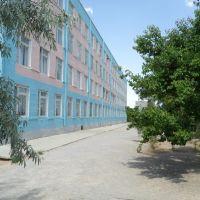 школа 1 , 1мкр., Зарафшан