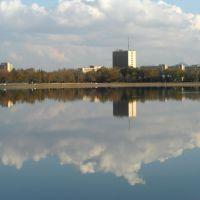 городское озеро, Навои
