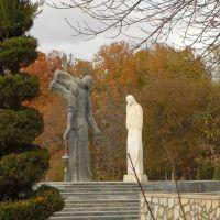 памятник павшим, Навои