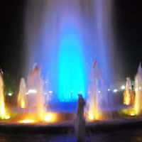 фонтан у амфитеатра, Навои