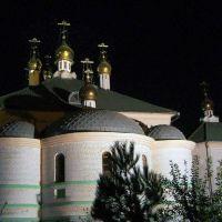 церковь ночью, Навои