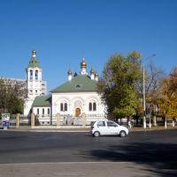 русская церковь, Навои