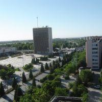Хокимиат и гор.площадь., Навои