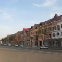 Andizhan, street, Касансай