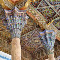 The Jami Mosque in Kokand, Uzbekistan., Касансай