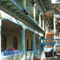 Margilan mosque, Касансай