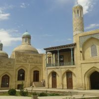The madrasah of Mulla Qirgiz, Наманган