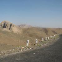 after the mountain pass / после перевала, Ингичка