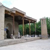 Kyk-Ota Mosque Serabulak June 2007 UZB, Ингичка