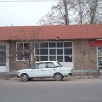 Магазин в Университетском бульваре, Красногвардейск