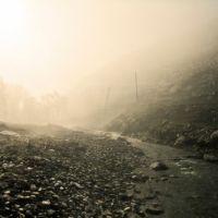 Горный туман..., Красногвардейск