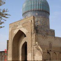 Bibi Khanum Mosque, 1398-1405, Самарканд