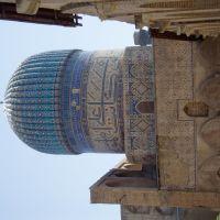 Mezquita Bibi-Khanym, Самарканд