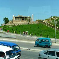 Samarcande : mosquée Khazret Khyzr ou mosquée des voyageurs, Самарканд