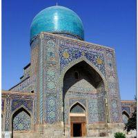 #29 Samarkand - Tilla Kari madrasah, Самарканд