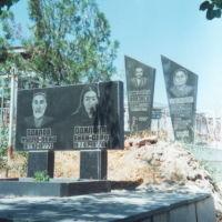 Cemetery / Cmentarz, Самарканд