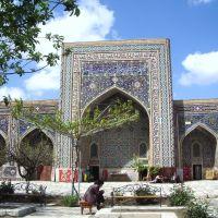 Samarqand - Medersa Tillya Kori  -  Uzbekistan, Самарканд