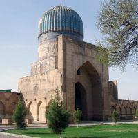 Bibi Tomb, Самарканд