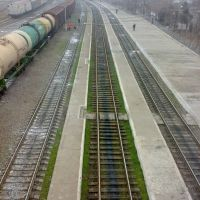 Железнодорожная станция Регар, Карлук