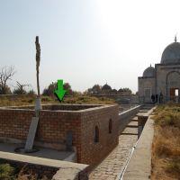 17 Alâüddîn-i Attâr kuddise sirruh Denov, Surhanderya Özbekistan, Карлук