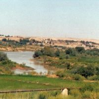 Fluß in der Wüste, Карлук