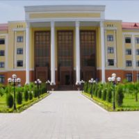 Termiz davlat universiteti, Термез