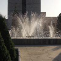 Wasserspiele, Термез