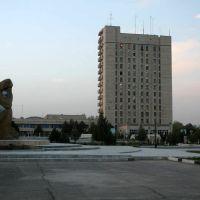 Building Government Surxondario, Термез