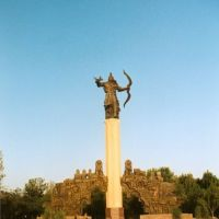 Recke im Kulturpark, Термез