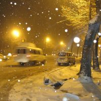 а снег идет.., Узун