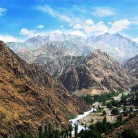 Tajikistan, Husheri, Узун