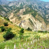 Tajikistan, Varzob, Узун