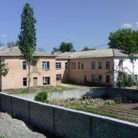 Former school, Sharora near Hissar. Tajikistan, Узун
