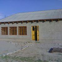 National tajik house. Near Dushanbe, Tajikistan, Узун